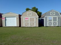 SHEDS RENT TO OWN NO CREDIT CHECK in MacDill AFB, FL