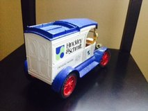 HINCKLEY & SCHMITT REPLICA FORD 1913 MODEL T VAN DIE-CAST VEHICLE BANK LIMITED EDITION in Batavia, Illinois