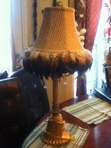Feather Lamp in Fort Campbell, Kentucky