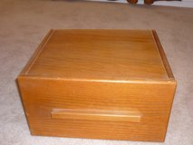OAK STORAGE BOX in Yucca Valley, California