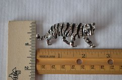 Tiger Brooch/pin in Naperville, Illinois