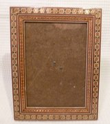 Persian Picture Frame fits 5x7 pic in Olympia, Washington