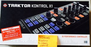 BNIB NEVER USED NATIVE INSTRUMENT TRAKTOR KONTROL X1 in El Paso, Texas