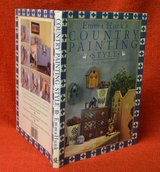 Emma Hunk's Country Painting Style : 20 Decorative Painting Projects in Westmont, Illinois