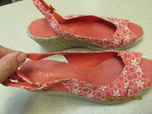 Liz Claiborne Size 8.5M Summer Wedge Espradrilles - NWT in Kingwood, Texas