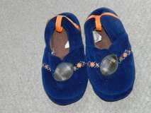 Light up football house shoes for kids - size 9/10 in Aurora, Illinois