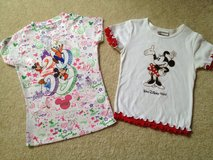 Girl's DISNEY S/6X Summer Tops in Lockport, Illinois