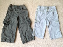 Girl's 4T Capris - 2 Pair in Westmont, Illinois