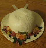 Straw Bonnet Size 4-6~Reduced in Sandwich, Illinois