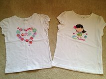 Girl's 6/6X Summer Shirts in Naperville, Illinois