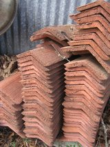 Old Roof Clay Tiles -80 in Conroe, Texas