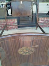 Full/double bed antique.  tr in Cherry Point, North Carolina