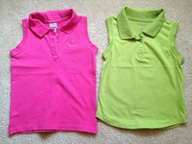 Girl 5 Osh Kosh/Sonoma Summer Shirts in Naperville, Illinois