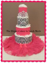 tier Tutu Diaper Cake! in Travis AFB, California