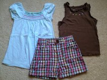 Girl's 3 pc. 5/6 Summer Outfit in Naperville, Illinois