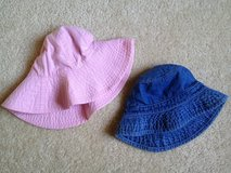 Girl's GAP 12-24 mos. Summer Sun Hats in Aurora, Illinois
