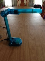 Blue Multi-Directional Table / Desk Light /Lamp in Joliet, Illinois