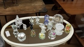 Paperweight Collection in Westmont, Illinois
