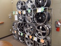 Rims and Tires in Mountain Home, Idaho