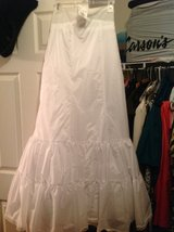 Brand new fit and flare bridal slip. Reduced Price in Naperville, Illinois