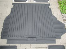 RANGE ROVER - BLACK RUBBER FLOOR MATS in Stuttgart, GE