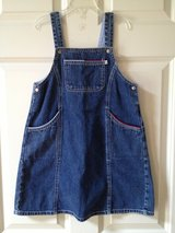 Girl's Tommy Hilfiger 6X Jean Dress in Bolingbrook, Illinois