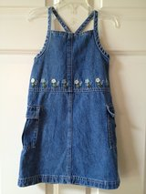 Girl's URit 5 Jean Summer Dress in Chicago, Illinois
