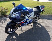 GSXR 1000 K1 in Grafenwoehr, GE