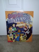 Cartoon Network Scooby-Doo! and the Eerie Ice Monster book in Camp Lejeune, North Carolina