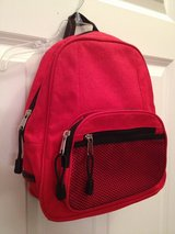NWOT Red Back Pack (11x10x3.5) in Bolingbrook, Illinois