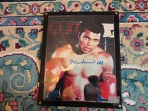 Autographed Muhammid Ali  with COA  8x10 in Fort Campbell, Kentucky