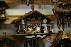 Cuckoo Clock Schneider 8TMT 3414/9 BY DEALER in Ramstein, Germany