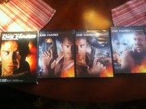 Die Hard Collection DVD Set in Fort Campbell, Kentucky