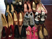 Assorted Ladies shoes in Toms River, New Jersey
