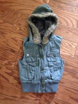Women's Blue Vest Body Warmer - sz M in Camp Lejeune, North Carolina