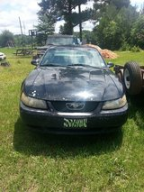 2003 Ford Mustang in Fort Polk, Louisiana