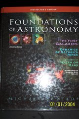 Foundations of Astronomy in Conroe, Texas