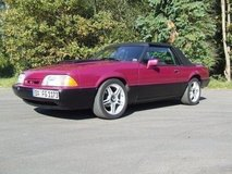 1989 Ford Mustang Convertible LX in bookoo, US