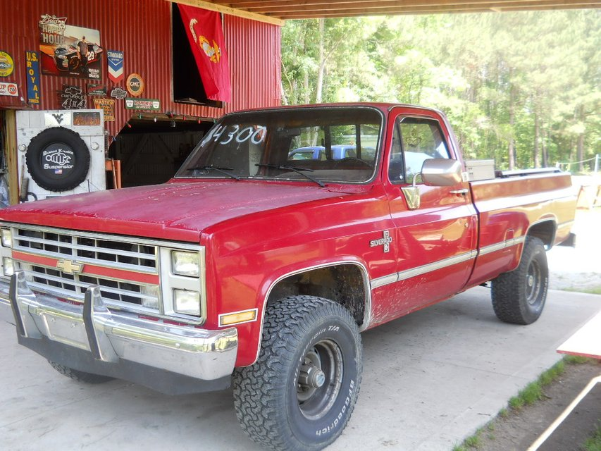 1985 chevy k10 4x4 truck for sale autos post. Black Bedroom Furniture Sets. Home Design Ideas